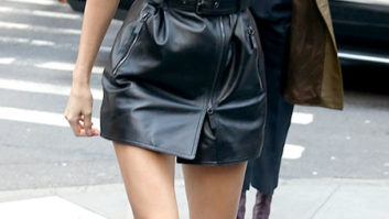 Could These Celebrity Mini Skirts Be Any Tinier? They Barely Have Any Clothes On!