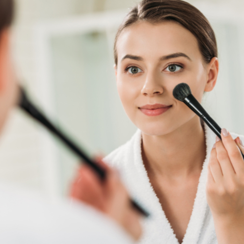 The 5-Second Makeup Trick Every Woman Over 40 Should Try To Hide Fine Lines & Wrinkles