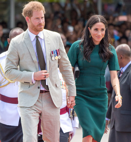 Prince Harry & Meghan Markle Just Made The Most Shocking Announcement EVER