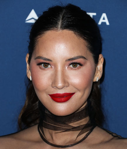 We've Never Seen Olivia Munn Show THIS Much Skin On The Red Carpet Before—Her Dress Is COMPLETELY Sheer!