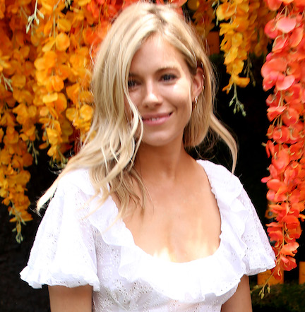 Did No One Think To Tell Sienna Miller That Her Top Was TOTALLY See-Through?