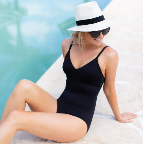 ebf99d1b69296 SPANX Just Launched A Swimwear Line--Here's Everything You Need To Know!