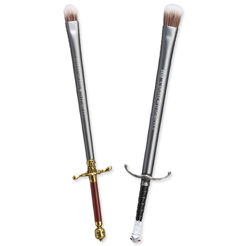 urban decay game of thrones collection eyeshadow brushes