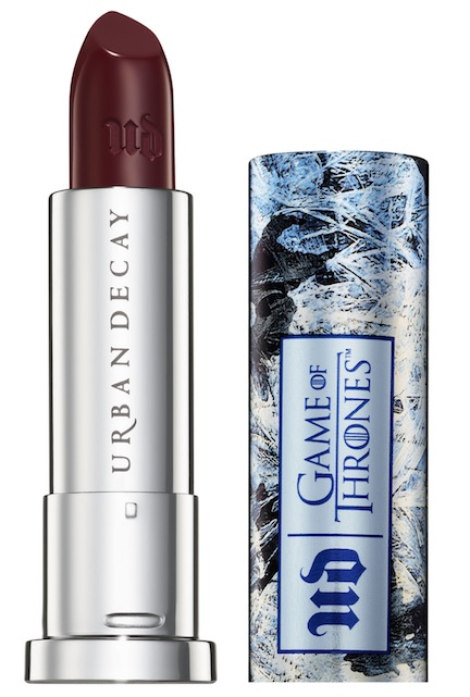 urban decay game of thrones collection vice lipstick