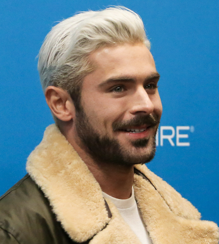zac efron jan. 2019 Extremely Wicked, Shockingly Evil, and Vile sundance film festival