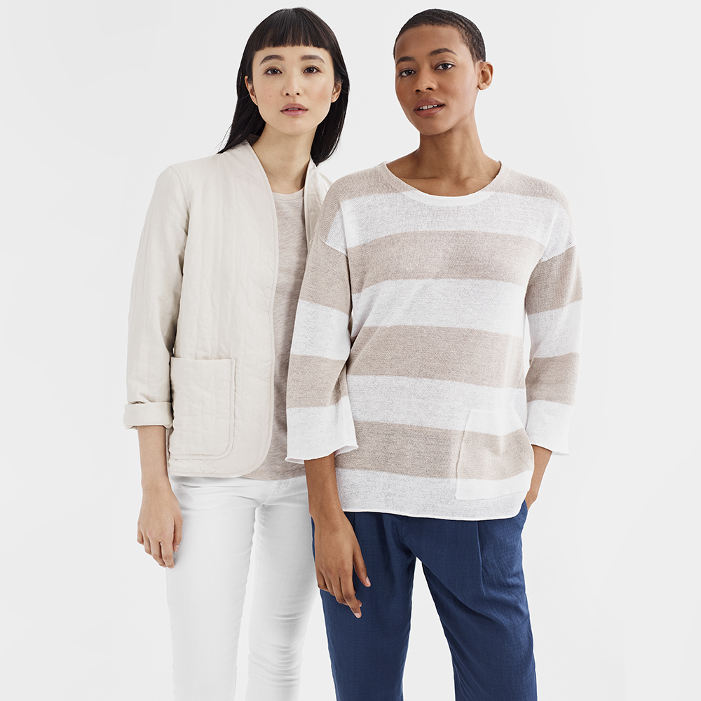 Flash Sale Alert! Select Sustainable Styles Are 40% Off At EILEEN FISHER For 48 Hours Only