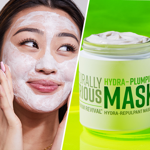 We're Giving Away 100 Mask-Imum Revival Hydra-Plumping Mask