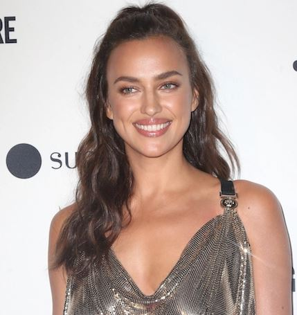 We Can't Believe Irina Shayk Got Away With Wearing Something THIS Racy On Instagram--Her Chest Is Hanging Out!