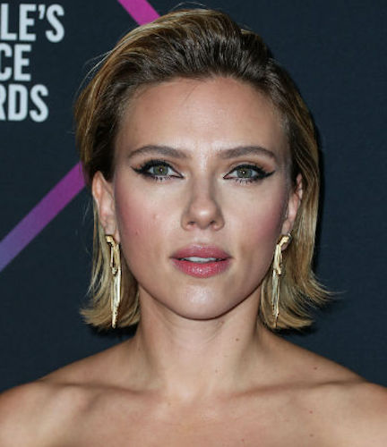 We Can't Believe Scarlett Johansson Got Away With Wearing Something THIS Racy On The Red Carpet--It Barely Covers Her Chest!