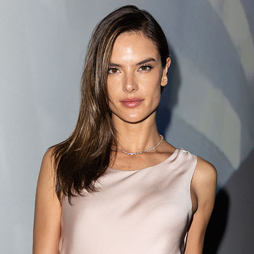 Alessandra Ambrosio Just Stripped Down To A White Sports Bra—It Leaves VERY Little To The Imagination