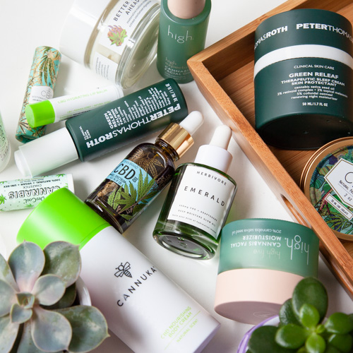 Our Guide To Finding The Best Cannabis Beauty Products