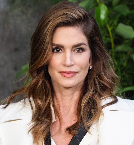This May Be The Sexiest Dress Cindy Crawford Has EVER Worn--Like EVER!