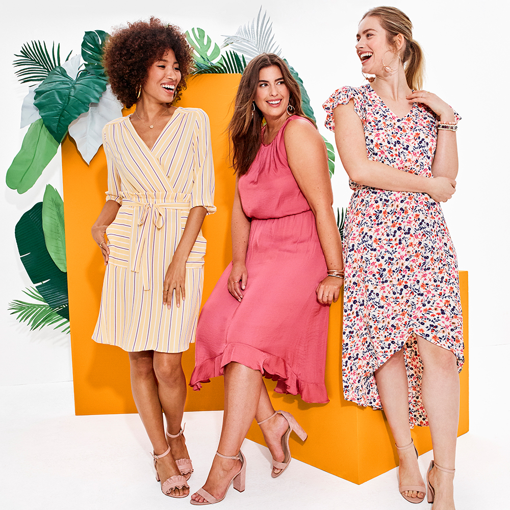 6fca5bbe20d These Are The 5 Dresses Every Woman Should Own For Spring - SHEfinds