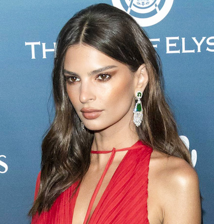 You Call This An Outfit? Emily Ratajkowski's Boobs Are On Full Display In This Racy Instagram!