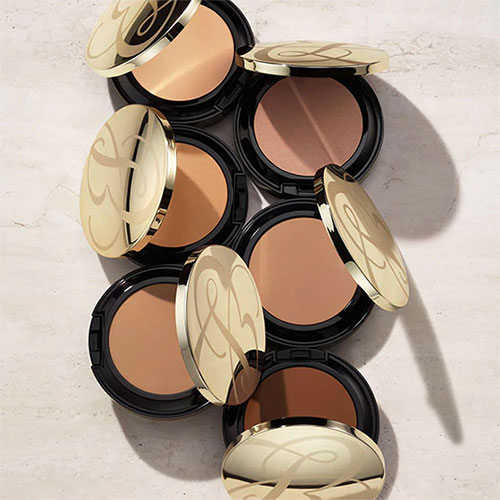 Estée Lauder Just Launched Its New Powder Foundation In A Record 41 Shades