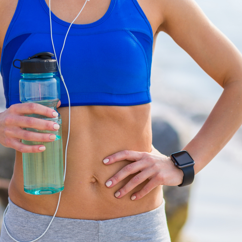The One Metabolism-Boosting Drink That Basically Flushes Belly Fat, According To Nutritionists