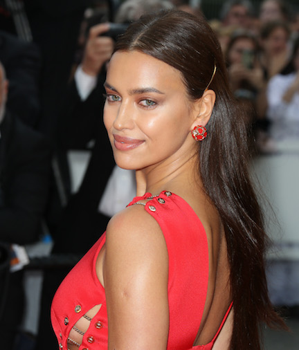 Your Jaw Will Drop When You See The Naked Photos Of Irina Shayk That Were Just Released