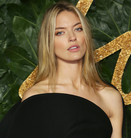 You May Need To Sit Down Before You See Martha Hunt's Topless Shoot