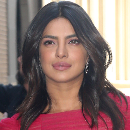 Priyanka Chopra Turned Heads In This Tight Red Dress--Did We Mention That It Was COMPLETELY See-Through?!