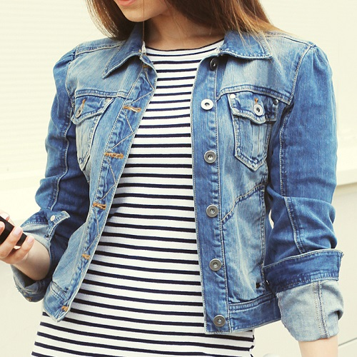 We Just Found The Perfect Denim Jacket On Sale… And It's Available In Sizes XXS-4X