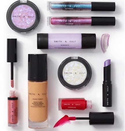 Smith & Cult New Makeup Collection - SHEfinds