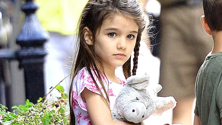 Suri Cruise Looks SO Different Now--See The Pics!