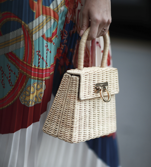 8 Straw Bags For Summer That You'll Want To Wear On And Off The Beach