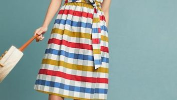 Anthropologie's Summer Tag Sale Is Here! Be The First To Get 70% Off Clothing, Home & More