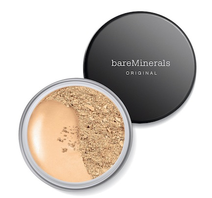powder foundation with spf