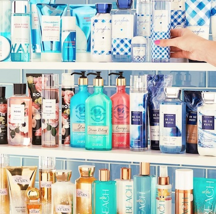 Bath & Body Works *Casually* Just Launched 53 New Products For Summer