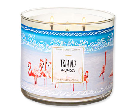 bath and body works new summer scents