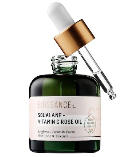 facial oils with antioxidants