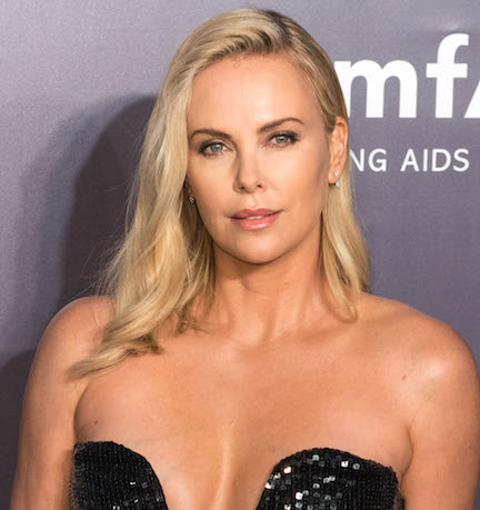 Did Charlize Theron Really Not Realize That Her Outfit Was COMPLETELY Sheer? Everything Is On Full Display!