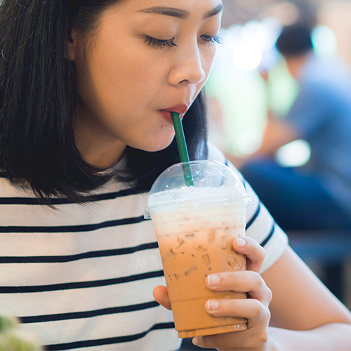 The One Iced Coffee Mistake You Keep Making Every Day That's Wrecking Your Metabolism