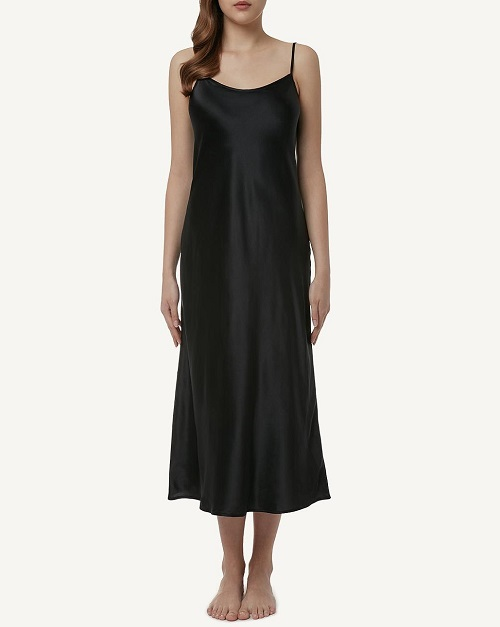 429e7cf56ed6 Here's a secret: it's actually really a slip, but I wear it as an outside  dress anyway. It's by Intimissimi, an Italian lingerie brand that I  recently ...