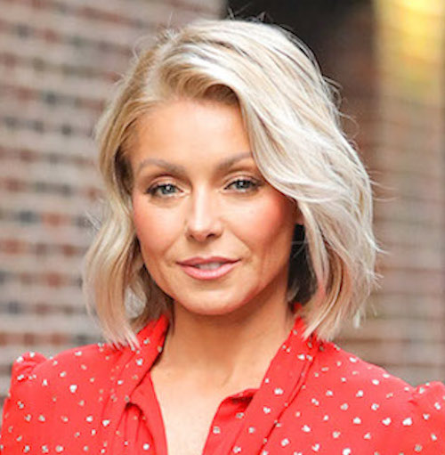 Kelly Ripa Just Dropped This MAJOR Bombshell On 'Live With Kelly & Ryan!'