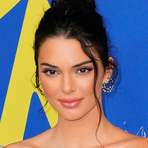 Kendall Jenner's Red Carpet Dresses Keep Getting More Sheer–You Can See Straight Through This One!