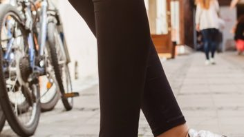 These Lightweight, Silky Soft Leggings Are Perfect For The Warmer Weather