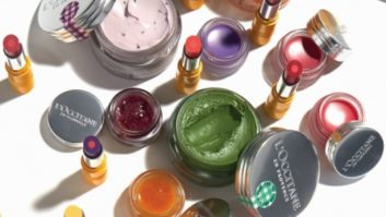 L'Occitane Just Launched A Bunch Of New Lip Products (Including Lipstick!) And They're All *Amazing*
