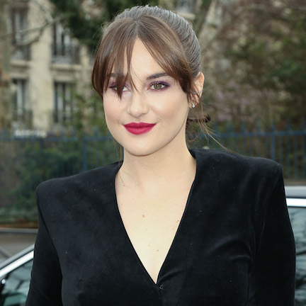 This Might Be The Sexiest Outfit Shailene Woodley Has Ever Worn--She's Barely Covered!