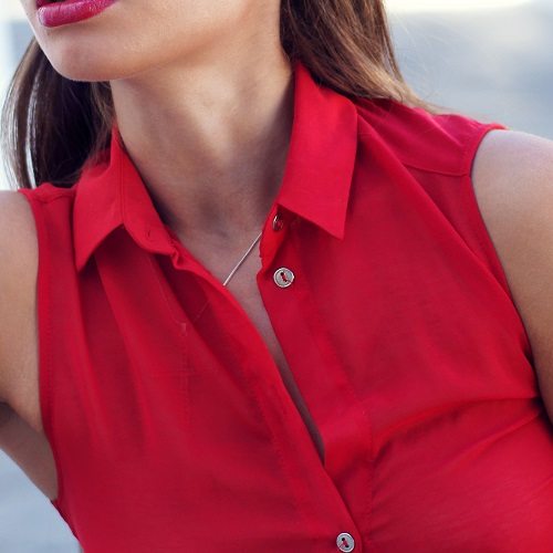 The Perfect Summer Blouse To Wear With *Everything* Just Went On Sale For 40% Off