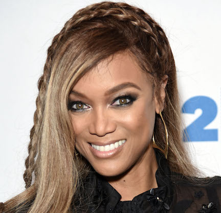 Tyra Banks Hasn't Worn A Bikini THIS Racy Since Her Victoria's Secret Days--Her Body Is Incredible!