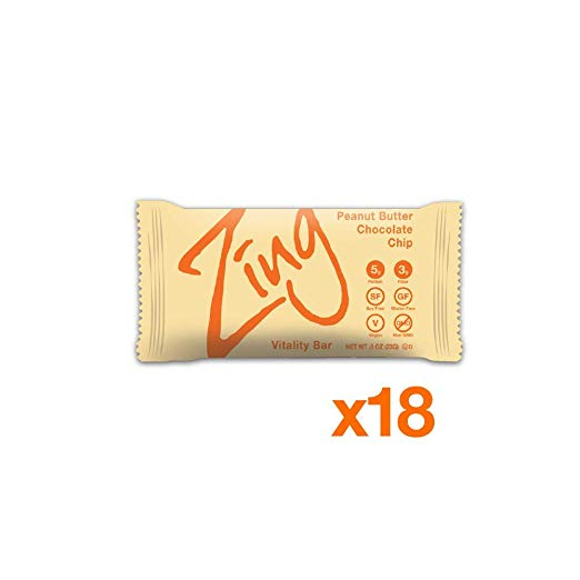 zing protein bar