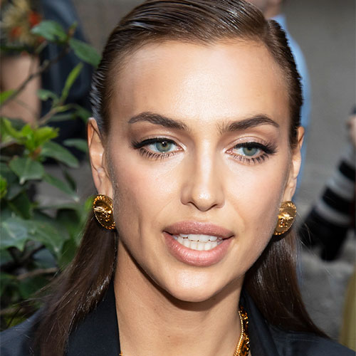 This May Be The Tightest Dress Irina Shayk Has EVER Worn--Her Body Looks Incredible!