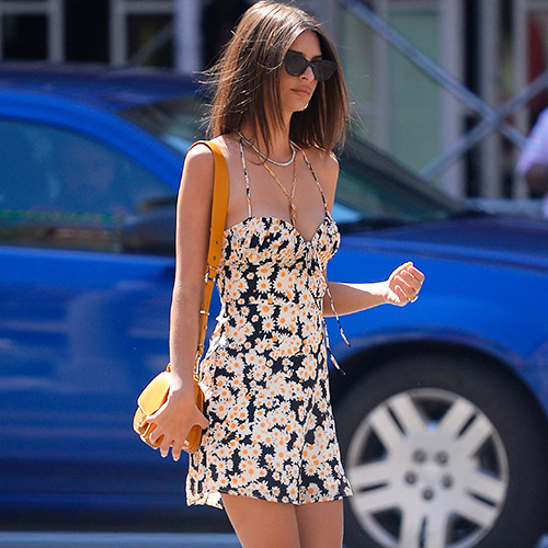 We Can't Believe Emily Ratajkowski's Sexy Heels Are From Steve Madden--& SO Affordable!