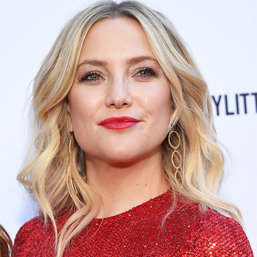 Kate Hudson Just Stripped Down To The Tiniest Red Bathing Suit--It's Too Hot To Handle!