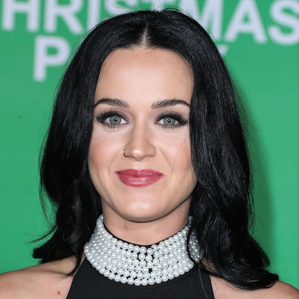 Katy Perry Is Busting Out Of This Low-Cut Crop Top On TV—Is This Even Allowed??