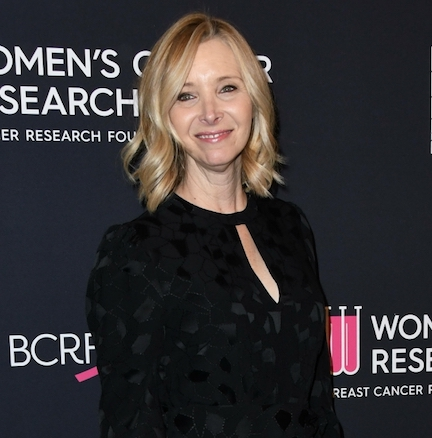 Lisa Kudrow Just Dropped This MAJOR Bombshell About The