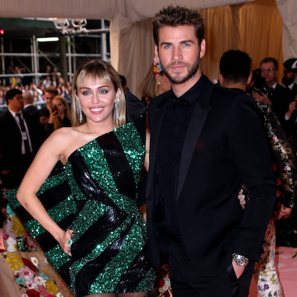 You'll Never Guess What People Are Saying About Miley Cyrus & Liam Hemsworth—We're Shocked!