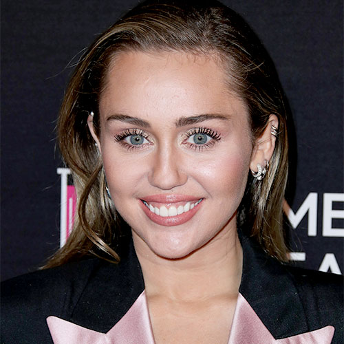 Miley Cyrus Just Wore Sheer Underwear On Instagram--It Shows EVERYTHING!
